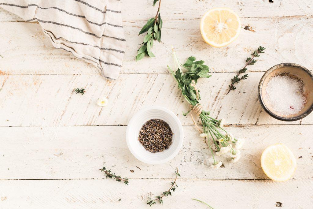 Gesundheit und kochen