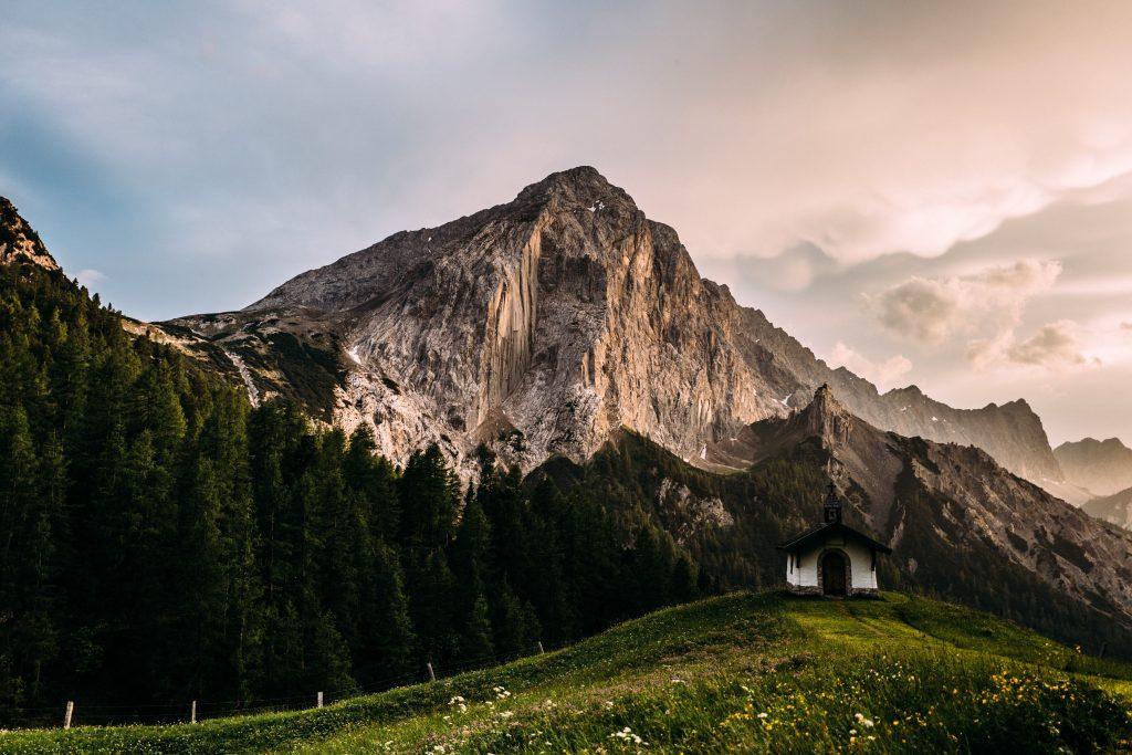 Natur, Berge und Wandern